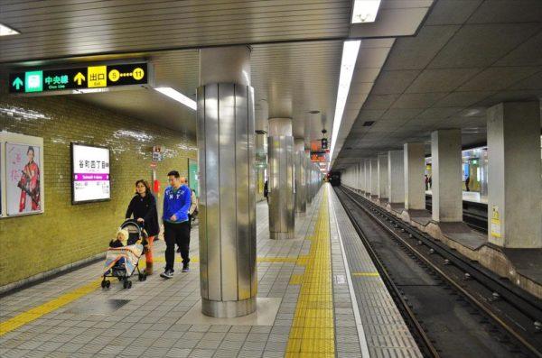 Японский общественный транспорт