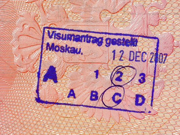 Жителям России нередко отказывают в выдаче шенгенской визы
