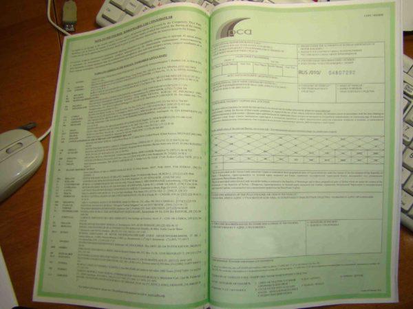 Изображение - Нужна ли зеленая карта в белоруссию Zelenaya-karta-i-obratnaya-storona-600x450