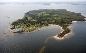 Остров Kaunissaari