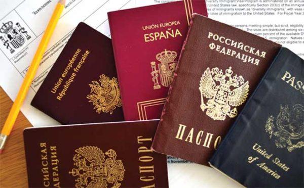 Двойное гражданство в России