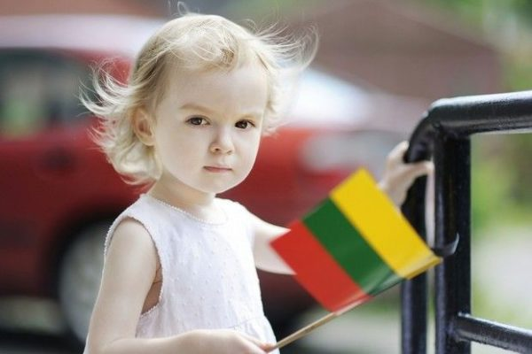 Гражданство Литвы для несовершеннолетних