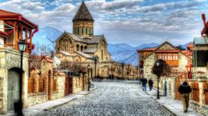 Грузия - пркрасная и древняя страна с необычной историей и многовековыми традициями