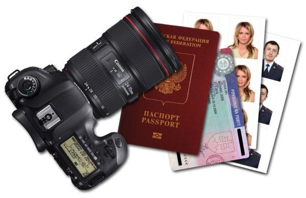 К фото на визу предъявляются некоторые требования
