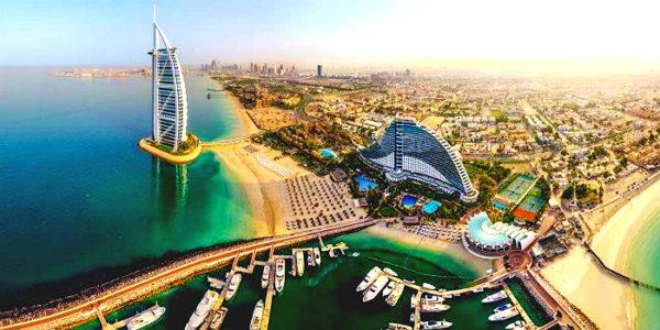 ОАЭ позиционируют себя как страна для отдыха в любое время года