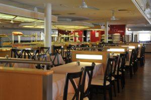 Ресторан Seven Seas (шведский стол) на пароме