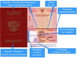 Старый заграничный паспорт. Как отличить загранпаспорт старого образца