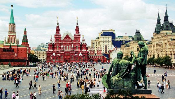 Жизнь в Москве