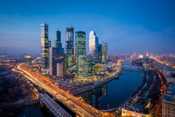 Жизнь в Москве имеет свои преимущества