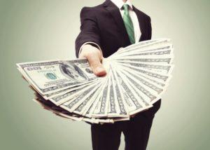 Заработная плата в США