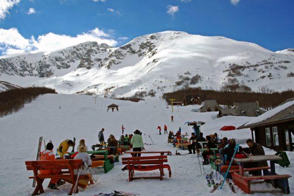 Зимнее времяпрепровождение в Черногории