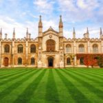 University of Cambridge, Великобритания