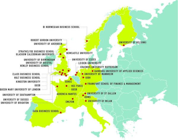 Бизнес-школы Европы