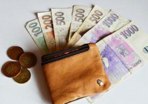 Чешская валюта (кроны)