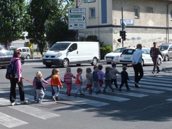 Детей в Словении спокойно отправляют в школу