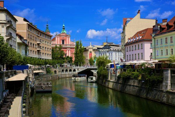 Иммиграция в Словению
