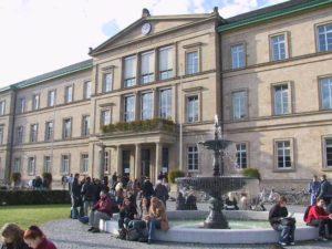 Old University Of Tubingen