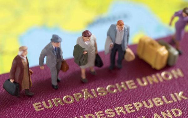 Сегодня тема получения статуса «позднего переселенца» (Spätaussiedler) очень актуальна