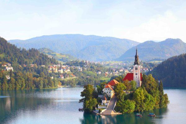Словения - страна на стыке ландшафтов и культур