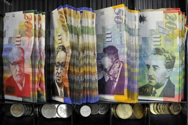 Валюта Израиля
