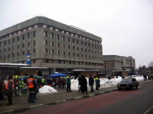 Визовый отдел Посольства Германии в России, Ленинский пр.