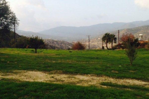 Земельный участок на Кипре