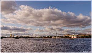 Акватория реки Нева