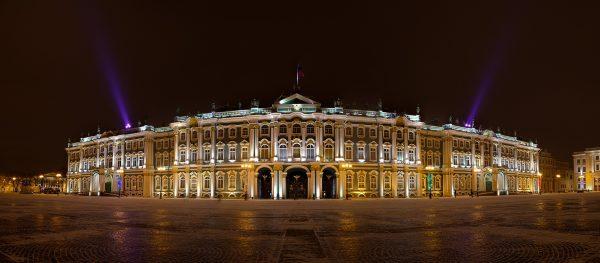 Эрмитаж Санкт-Петербург