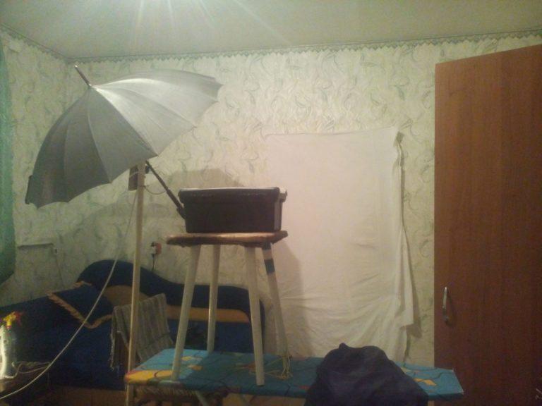 Как сделать фотостудию у себя дома 714
